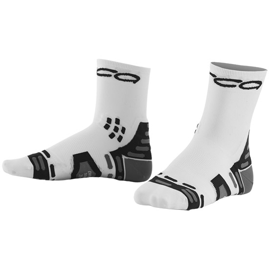 Chaussettes Orca Compression Ultra Light - Blanc