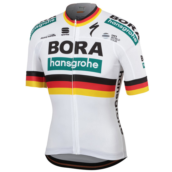 Maillot Bora Hansgrohe 2019 Bodyfit Team - Champion d'allemagne