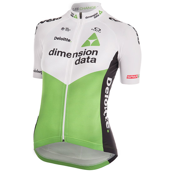 Maillot Performance Dimension Data 2018