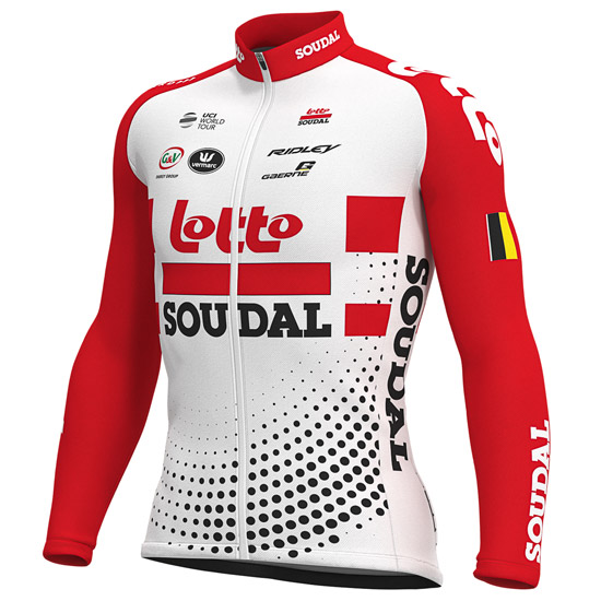 Maillot manches longues Lotto - Soudal 2019