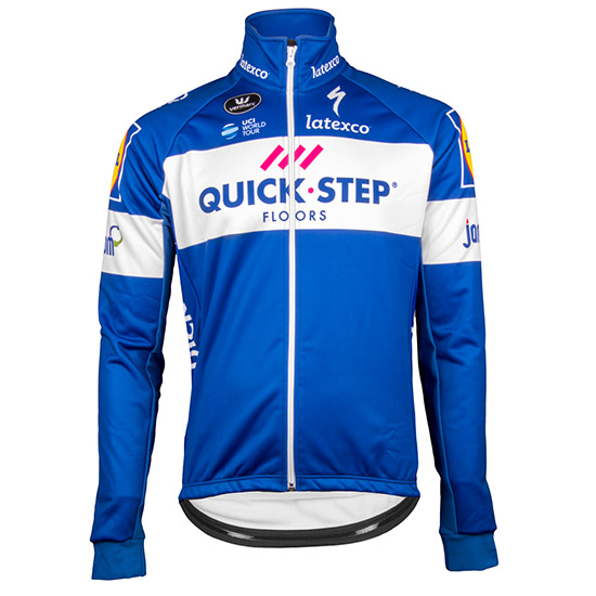Veste termique Quick Step Floors 2018