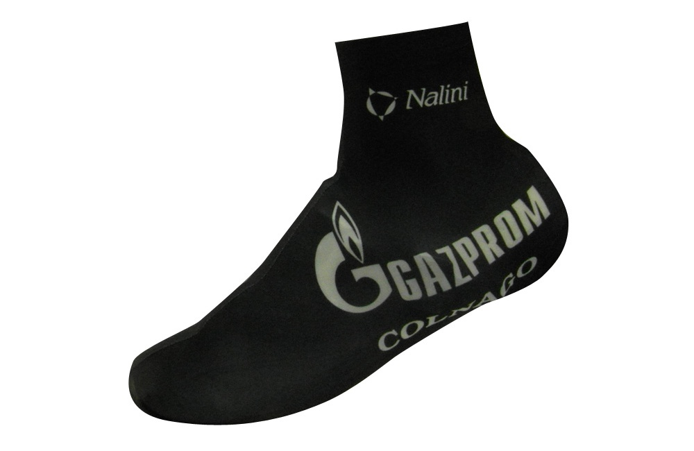GAZPROM-RUSVELO couvre-chaussures 2016 Homme