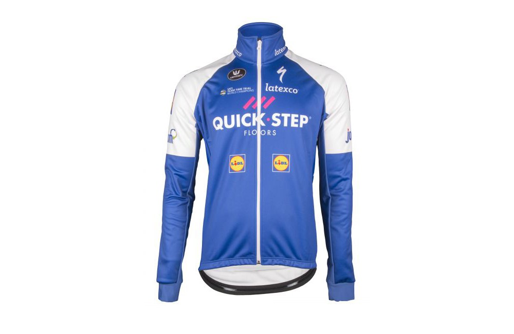 QUICK STEP FLOORS veste hiver Technical 2018 Homme
