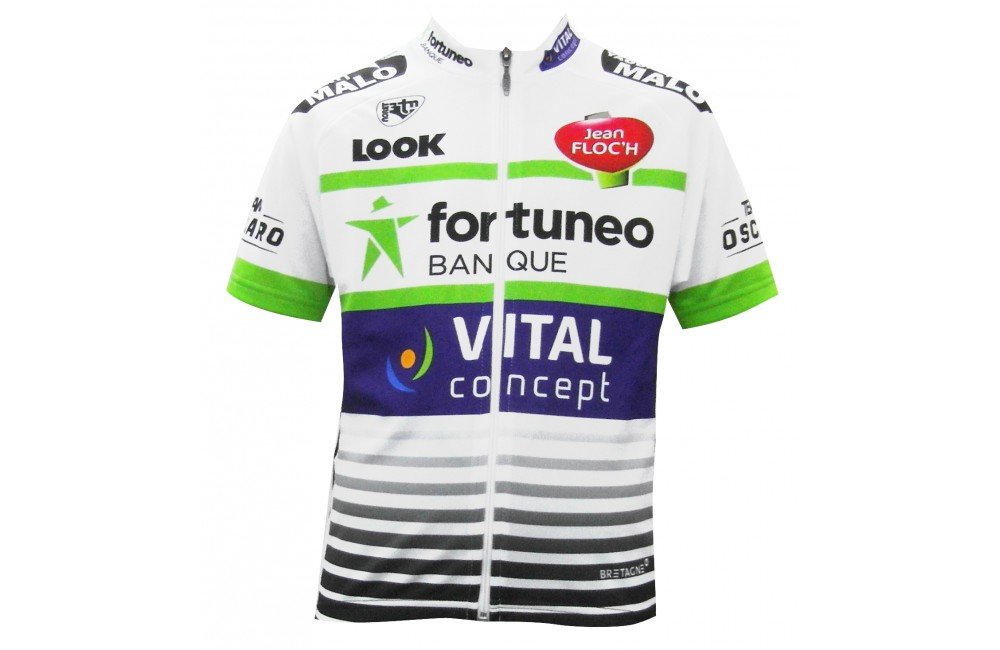FORTUNEO VITAL CONCEPT maillot 2018 Homme