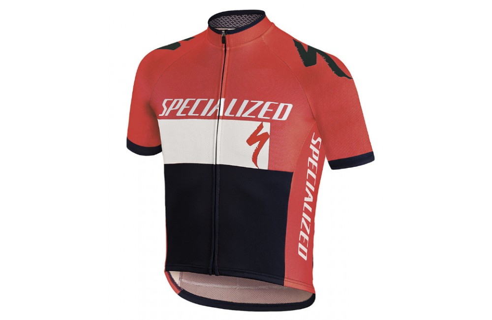 SPECIALIZED maillot RBX Comp Logo 2018 Enfant