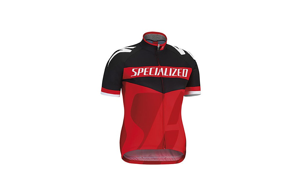 SPECIALIZED maillot PRO RACING rouge Enfant