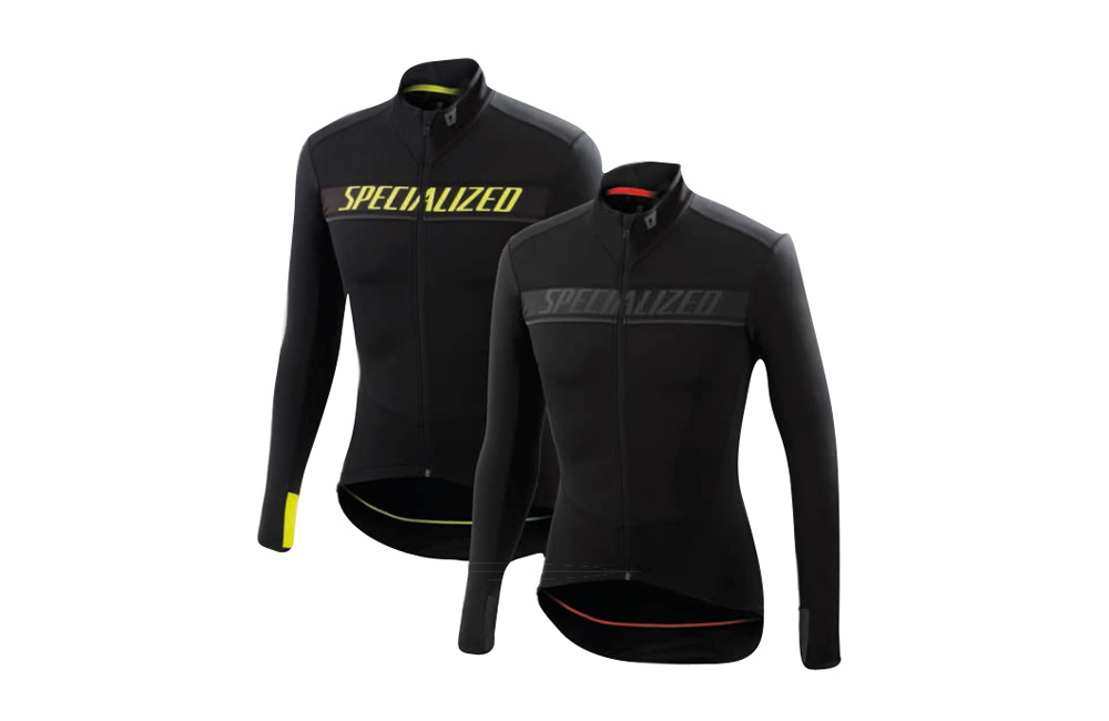 SPECIALIZED maillot manches longues Element SL Race 2017 Homme