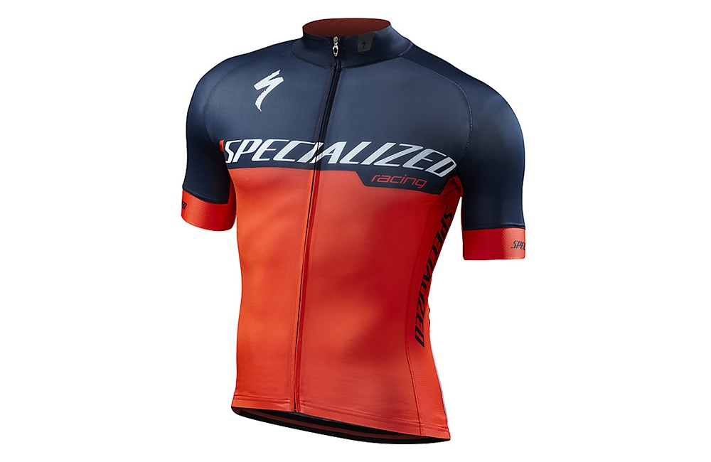 SPECIALIZED maillot manches courtes SL Expert 2017 Homme